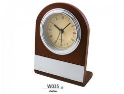 ساعت چوبی رومیزی W035
